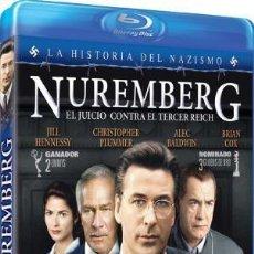 Series de TV: NUREMBERG (BLU-RAY). Lote 150865122
