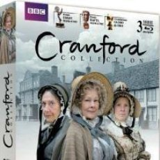 Series de TV: CRANFORD COLLECTION (BLU-RAY). Lote 150865126