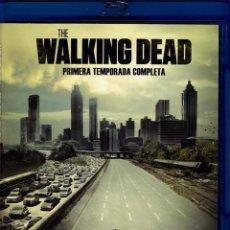 Series de TV: THE WALKING DEAD - 1ª TEMPORADA (BLU-RAY). Lote 150865138