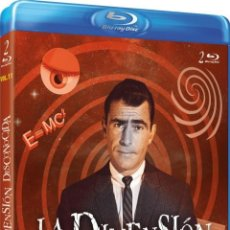 Series de TV: LA DIMENSION DESCONOCIDA - VOL. 11 (BLU-RAY) (THE TWILIGHT ZONE) (BD-R). Lote 150865158