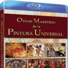 Series de TV: OBRAS MAESTRAS DE LA PINTURA UNIVERSAL - VOL. 1 (BLU-RAY). Lote 150865162