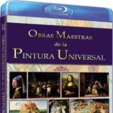 Series de TV: OBRAS MAESTRAS DE LA PINTURA UNIVERSAL - VOL. 2 (BLU-RAY). Lote 150865166