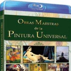 Series de TV: OBRAS MAESTRAS DE LA PINTURA UNIVERSAL - VOL. 3 (BLU-RAY) (BD-R). Lote 150865170