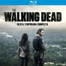 Series de TV: !!! THE WALKING DEAD !!! 6ª TEMPORADA NUEVA PRECINTADA EN BLURAY ****. Lote 151205290