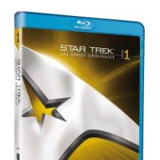 Series de TV: STAR TREK LAS SERIES ORIGINALES 1ª TEMPORADA 8 BLU-RAY NUEVO PRECINTADA ***. Lote 151231166