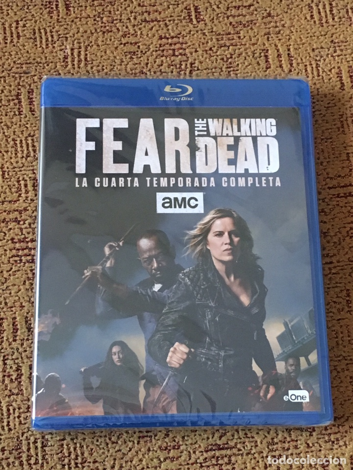 serie fear the walking dead temporada 4 blu ray - Kaufen ...