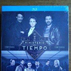 Series de TV: EL MINISTERIO DEL TIEMPO [BLU-RAY DISC BLURAY] / TEMPORADA 1 Y 2 / SERIE / HISTORIA / ESPAÑA / NUEVO. Lote 154291642