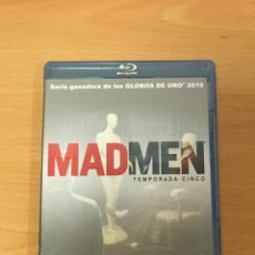 Series de TV: SERIE MAD MEN TEMPORADA 5 COMPLETA BLU RAY PRECINTADA. Lote 154830314