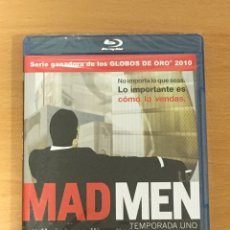 Series de TV: SERIE MAD MEN TEMPORADA 1 COMPLETA PRECINTADA. Lote 154831528
