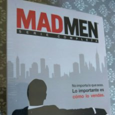 Series de TV: PACK BLURAY SERIE TV COMPLETA MAD MEN BLU-RAY NUEVA. Lote 155429317