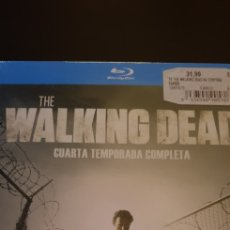 Series de TV: WALKING DEAD (4 TEMPORADA). Lote 156667937
