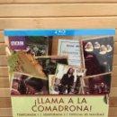 Series de TV: LLAMA A LA COMADRONA !! TEMPORADA 1 Y 2 ESPECIAL DE NAVIDAD BLURAY - PRECINTADO-. Lote 159961132