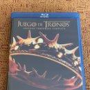 Series de TV: SERIE JUEGO DE TRONOS TEMPORADA 2 BLU RAY. Lote 160265040