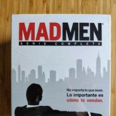 Series de TV: !!! MAD MEN - COLECCION SERIE COMPLETA PRECINTADA. - 7 TEMPORADAS BLU-RAY !!!. Lote 161093274