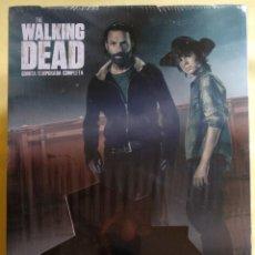 Series de TV: WALKING DEAD TEMPORADA 5 (5 BLURAY + 5 DVD) (PRECINTADO). EDICIÓN COLECCIONISTA CON FIGURA.. Lote 168280904
