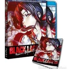 Series de TV: BLACK LAGOON ROBERTA´S BLOOD MINISERIE BLU-RAY - NUEVO. Lote 168850316