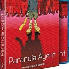 Series de TV: PARANOIA AGENT. EDICIÓN COLECCIONISTA BLU-RAY - NUEVO. Lote 169258852