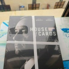 Series de TV: HOUSE OF CARDS - TEMPORADAS 1 A 4 - PRECINTADO BLURAY. Lote 172407598