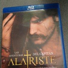 Series de TV: LAS AVENTURAS DEL CAPITÁN ALATRISTE. COMOPLETA. 4 BLURAY. Lote 173465477