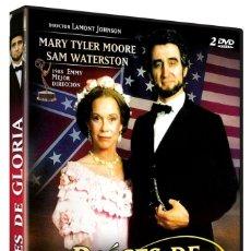 Series de TV: RAICES DE GLORIA MINISERIE 2 DVD NUEVO Y PRECINTADO DESCATALOGADO. Lote 175048028