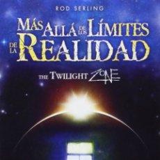 Series de TV: MAS ALLA DE LA REALIDAD 1 TEMPORADA 2 DVDS NUEVO Y PRECINTADO DESCATALOGADO . Lote 175048238