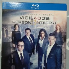 Series de TV: VIGILADOS. PERSON OF INTEREST. SERIE COMPLETA BLU-RAY. Lote 175361419