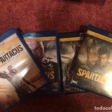 Series de TV: SPARTACUS: SERIE COMPLETA. Lote 178779401