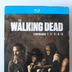 Series de TV: THE WALKING DEAD BLU RAY (PACK 5 TEMPORADAS). Lote 181109120