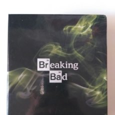 Series de TV: BREAKING BAD (LA SERIE COMPLETA) BLU RAY. Lote 181109408