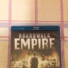 Series de TV: BOARDWALK EMPIRE 1ªT (5 BLU-RAY) (CARÁTULA EN INGLÉS AUDIO EN CASTELLANO). Lote 182644875