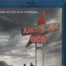 Series de TV: AMERICAN GODS (TV) - TEMPORADA 1- BLU RAY 4 DISCOS. Lote 183276817