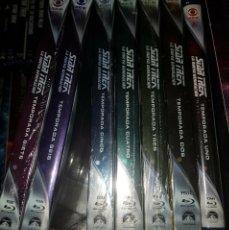 Series de TV: !!! STAR TREK LA NUEVA GENERACION !!! 7 PACK PRECINTADOS EN BLURAY *** SERIE COMPLETA ***. Lote 184009973