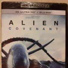 Series de TV: ALIEN COVENANT UHD 4K BLURAY BLU-RAY RIDLEY SCOTT NUEVO PRECINTADO. Lote 104427687