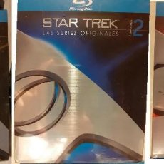 Series de TV: STAR TREK THE ORIGINAL SERIES COLECCION COMPLETA PACK 1-3 BLU-RAY BLURAY NUEVO. Lote 71420091