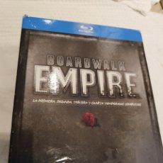 Series de TV: BOARDWALK EMPIRE , 4 TEMPORADAS EN BLU RAY. Lote 186088670