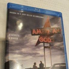 Series de TV: AMERICAN GODS , PRIMERA TEMPORADA COMPLETA EN BLU RAY. Lote 186092503