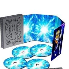 Series de TV: SAINT SEIYA (CABALLEROS DEL ZODIACO) - CYGNUS BOX (BLU-RAY). Lote 187107547