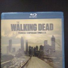 Series de TV: THE WALKING DEAD, PRIMERA 1 TEMPORADA EN BLUERAY. Lote 193306836
