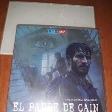 Series de TV: EL PADRE DE CAIN. 2 DISCOS. BLURAY Y DVD. Lote 194213890