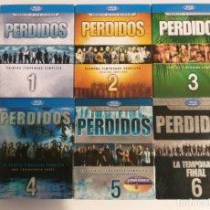 Series de TV: PERDIDOS (LOST) SERIE COMPLETA BLU RAY SLIPCOVER. Lote 194403135