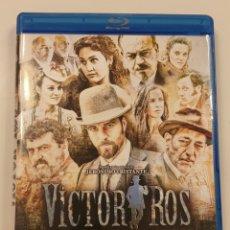 Series de TV: VÍCTOR ROS - TEMPORADAS 1 Y 2 [BLU-RAY]. Lote 195113635