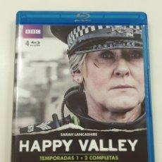 Series de TV: HAPPY VALLEY - TEMPORADA 1-2 (4 BDS) [BLU-RAY]. Lote 195116992