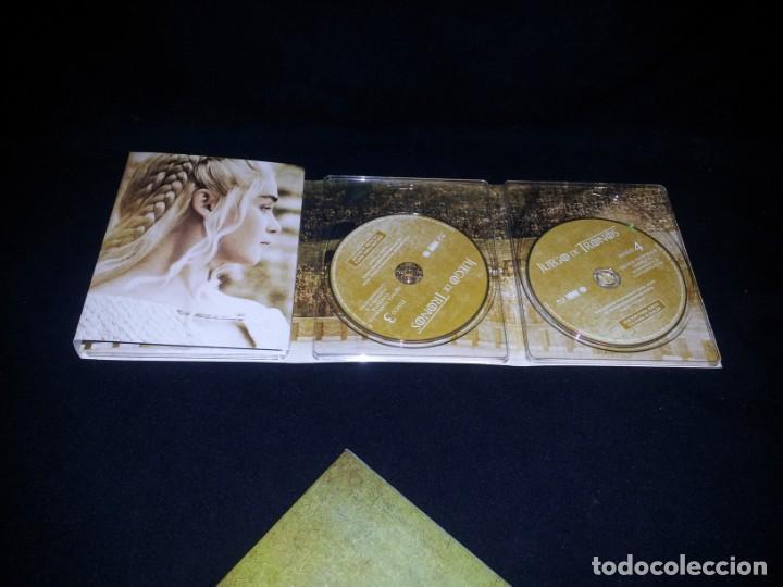 Series de TV: JUEGO DE TRONOS - 6 TEMPORADAS COMPLETAS EN BLU-RAY - EN ESPAÑOL - Foto 28 - 195353226
