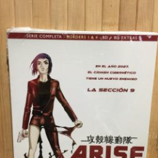Series de TV: ARISE ( GHOST IN THE SHELL ) BLURAY - PRECINTADO -. Lote 203613078