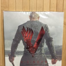 Series de TV: VIKINGOS ( TEMPORADA 3 ) BLURAY - PRECINTADO -. Lote 203614493