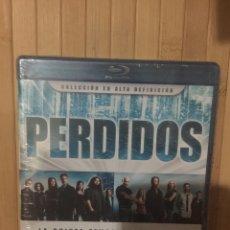 Series de TV: PERDIDOS ( QUINTA TEMPORADA COMPLETA ) BLURAY - PRECINTADO -. Lote 204393860