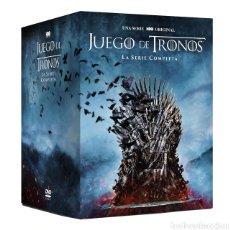 Series de TV: JUEGO DE TRONOS COLECCIÓN COMPLETA BLURAY. Lote 204527697