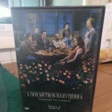 Series de TV: A DOS METROS BAJO TIERRA TEMPORADA 3 DISCO 2. Lote 206354230