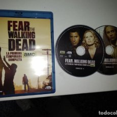 Series de TV: FEAR THE WALKING DEAD TEMP. 1 (2 DISCOS) - SERIE DVD. Lote 206473840