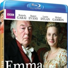 Series de TV: EMMA (2009) (BLU-RAY). Lote 207113578